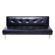 Sofabed Kalloni BNS (170 x 86 x 68 cm) - Đen Bóng thumbnail