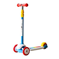 Xe trượt scooter 3 bánh cho bé Broller BABY PLAZA S908 thumbnail