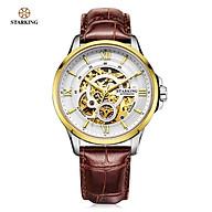 Đồng hồ Nam STARKING AM0182GL91 Máy Cơ Tự Động (Automatic) Kính Sapphire thumbnail