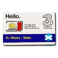 Sim du lịch Xứ Wales - Wales 4g tốc độ cao thumbnail