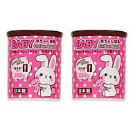 Combo 2 hộp 250 bông ngoáy tai kháng khuẩn cho bé nội địa Nhật Bản thumbnail
