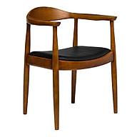 Ghế Kenedy gỗ tần bì - ghế ăn, ghế cafe rẻ đẹp thumbnail