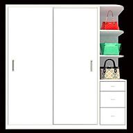 Tủ Áo Cửa Lùa FT190 (180cm x 200cm) thumbnail