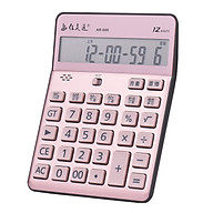 Electronic Calculator Musical Desktop Calculator 12 Digit Large LCD Display Accounting Calculator with Music Piano Play thumbnail