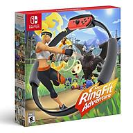 Game Ring Fit Adventure Nintendo Switch Cho máy Nintendo Switch-Hàng nhập khẩu thumbnail