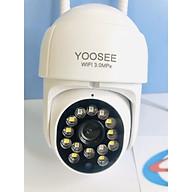 Camera IP Wifi Ngoài trời Yoosee PTZ FullHD 3.0 LED trợ sáng đàm thoại 2 chiều - hỗ trợ xoay 355 độ.HÀNG CHÍNH HÃNG thumbnail