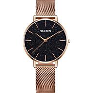 Đồng hồ đeo tay Nakzen - SS4063L-2NO thumbnail