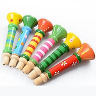 Kèn gỗ cho bé - Đồ chơi gỗ thumbnail