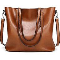 Túi xách tay đeo vai nữ Hàn Quốc size lớn size 32x29x12cm thumbnail