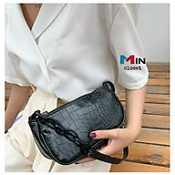 Túi đeo chéo nữ Túi xách nữ - Phối xích cao cấp TD06 thumbnail