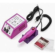 Máy mài sơn móng tay + Nhiều phụ kiện nail - Dụng cụ mài dũa, đánh bóng móng tay chân - S2000 thumbnail