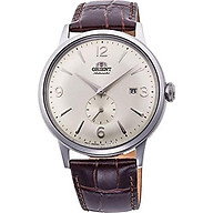 Orient Mens Analogue Automatic Watch with Leather Strap RA-AP0003S10B thumbnail