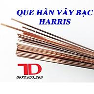 Bạc hàn ống đồng HARRIS MỸ, combo 10 que thumbnail
