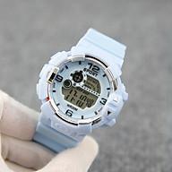 Đồng hồ thể thao nam nữ PAGINI phong cách Hàn Quốc Hiển thị lịch ngày giờ thứ - WA000006 thumbnail
