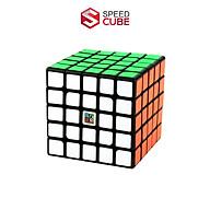 Rubik 5x5 Moyu Meilong 5 Stickerless Carbon Maccaron Rubic 5 Tầng Giá Rẻ thumbnail