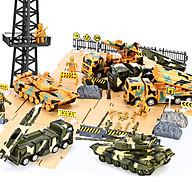 Bộ đồ chơi mô hình xe quân sự DLX gồm nhiều chi tiết, nhựa ABS an toàn, chi tiết sắc sảo (hàng nhập khẩu) thumbnail