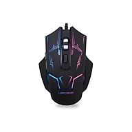 Chuột quang chơi game tích hợp LED độ phân giải cao - Hades Gaming Optical Mouse Actto GMCS-15 - Hàng chính hãng thumbnail