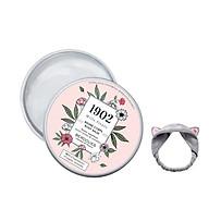 Kem Dưỡng Thể Hương Nước Hoa Pháp Berdoues 1902 Mille Fleurs Body Balm 200ml + tặng kèm 1 băng đô tai mèo (màu ngẫu nhiên) thumbnail