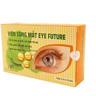 Viên uống sáng mắt Eye Future (3 vỉ x 10 viên) - Chinh hãng thumbnail
