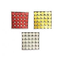 Nến tealight (3 màu) thumbnail