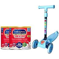 Combo 2 Lon Sữa Bột Enfagrow Premium Toddler Hương Sữa Tự Nhiên 680g Tặng Đồ Chơi Xe Scooter thumbnail