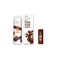 Bột Cám Gạo Cafe 150g + Bột Cám Gạo Cafe Mini 30g - AnThy Organic thumbnail
