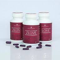 [COMBO 4 HỘP] Thực phẩm bảo vệ sức khỏe ZLove - se khít tức thì, tăng nội tiết tố cho phụ nữ thumbnail