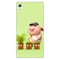 Ốp lưng dẻo cho điện thoại Sony Z4 _Pig 21 thumbnail
