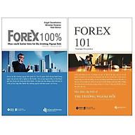 Sách - Combo Forex - Thị trường ngoại hối Forex 101 + Forex 100% thumbnail