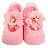 Tất giày công chúa ( Tất giày nở hoa) thumbnail