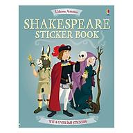 Usborne Sticker Shakespeare thumbnail
