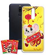 Ốp lưng dẻo cho điện thoại Huawei NOVA 2i - 01140 7966 HPNY2020 18 - Tặng bao lì xì Cung Hỷ Cung Hỷ - Hàng Chính Hãng thumbnail