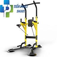 Xà Đơn Xà kép Đa Năng EX30 Bản Cao Cấp Tiêu Chuẩn Phòng Gym(Tặng Kìm Bóp Cơ Tay 5-60kg) thumbnail
