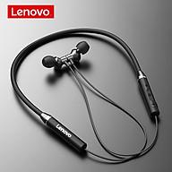Lenovo HE05 Wireless BT5.0 Headphone TWS In-ear Headphone IPX5 Waterproof Sport Earbud Ergonomic Design with Wire thumbnail