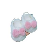 Giày Tập Đi Cho Bé 0-18 Tháng, Đi Êm Chân, Thoáng Mát. 4 Màu Siêu Xinh thumbnail