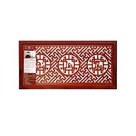 Tấm chống ám khói hương bàn thờ mẫu chữ phúc lộc thợ cỡ lớn-TL286 thumbnail