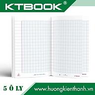 Gói 10 cuốn Tập học sinh cao cấp Giá rẻ Heo Boo giấy trắng ĐL 70 gsm - 96 trang thumbnail