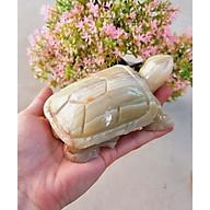 Cụ Rùa bằng ngọc Pakistan size 12cm thumbnail