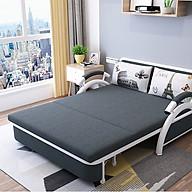 Giường Sofa đa năng gấp gọn-Giường kiêm sofa kích thước 158 cmx 190cm (TẶNG KÈM 2 GỐI ) thumbnail