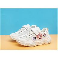 Giày thể thao cho bé gái chất dù thoáng siêu nhẹ ETT005 thumbnail