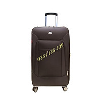 Vali kéo du lịch vải dù chống thấm nước VLX-022. 4 bánh xoay 360 độ . Sang trọng, lịch sự thumbnail