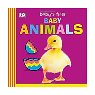 Baby s First Baby Animals thumbnail
