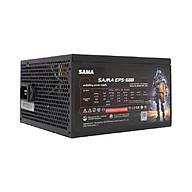 Nguồn máy tính SAMA EPS-600 600W Single Rail 80 Plus-Hàng Chính Hãng thumbnail