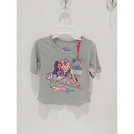 Áo Thun Tay Ngắn Tay Bé Gái Barbie B-5713-08 thumbnail
