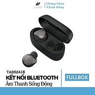 Tai Nghe Bluetooth Lanith TA00JA1 Kèm Hộp Sạc Kiêm Sạc Dự Phòng Chống Ồn Tốt - Thời gian sử dụng lên tới 7.5h - Hàng nhập khẩu thumbnail