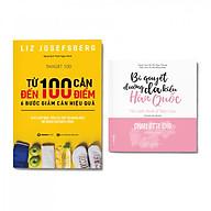 Combo 2 cuốn Sáng da - đẹp dáng Bí quyết dưỡng da Hàn Quốc (Bìa mềm) + Từ 100 cân đến 100 điểm thumbnail