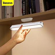 Đèn led treo tường Baseus Magnetic Stepless Dimming Charging Desk Lamp Pro - Hàng chính hãng thumbnail