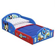 Giường Ngủ Trẻ Em Nhựa Cao Cấp Có Kèm Đệm thumbnail