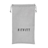 Túi lưu trữ FITFITT Túi đựng dây rút nhỏ Bảo vệ đàn chiên Túi màu xám 13,5 23,5CM thumbnail
