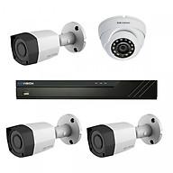 Trọn bộ camera quan sát KBVISION - Hàng nhập khẩu thumbnail